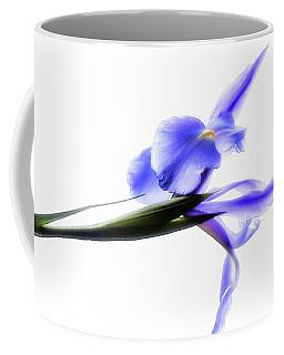 Blue Iris For Irma Coffee Mug