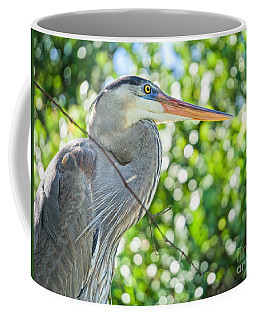 Blue Is Beautiful Coffee Mug by Judy Kay