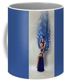 Blue Is The Colour Coffee Mug
