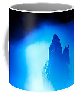 Blue Knight Coffee Mug