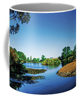 Blue Lake  Coffee Mug