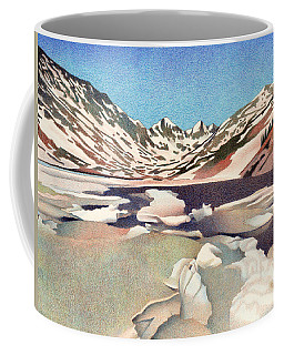 Blue Lakes Colorado Coffee Mug