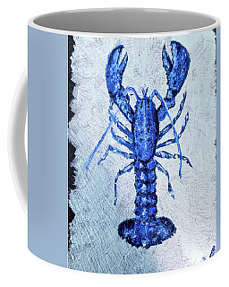 Blue Lobster 1 Coffee Mug