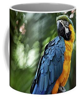 Blue Mack Coffee Mug