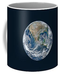 Blue Marble 2012 Planet Earth Coffee Mug