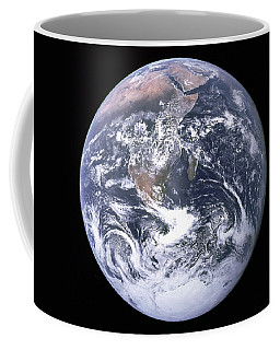 Blue Marble - Image Of The Earth From Apollo 17 Coffee Mug