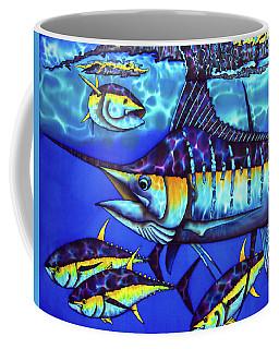 Blue Marlin Fish Coffee Mug