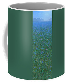 Blue Meadow 2 Coffee Mug