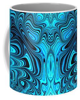 Blue Mekon Coffee Mug