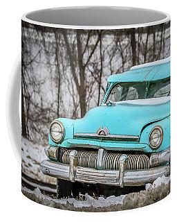 Blue Mercury Coffee Mug by Ray Congrove