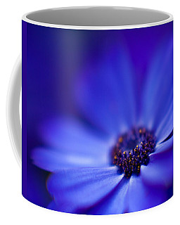 Blue Coffee Mug by Mike Reid