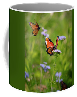 Blue Mist Lunch Date Coffee Mug