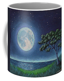 Blue Moon 01 Coffee Mug