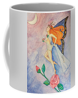 Blue Moon Dancer Coffee Mug