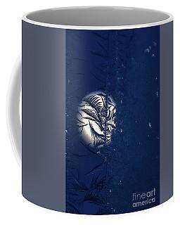 Blue Moon Frosty Trees Coffee Mug