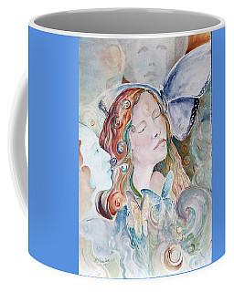 Blue Morpho Coffee Mug