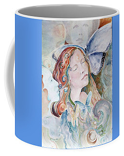 Blue Morpho Coffee Mug