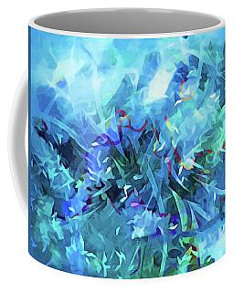 Blue Movement Coffee Mug
