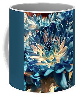 Blue Mum Coffee Mug