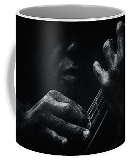 Blue Notes Coffee Mug