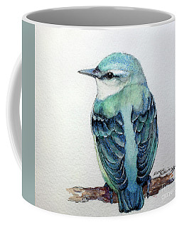 Blue Nuthatch Coffee Mug
