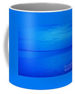 Blue Ocean Twilight Coffee Mug by Randy Steele