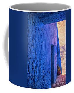 Blue Peru Coffee Mug