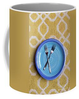 Blue Plate Special Coffee Mug