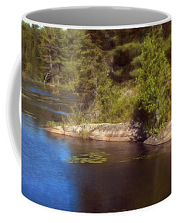 Blue Pond Marsh Coffee Mug