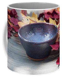 Blue Purple Bowl  Coffee Mug