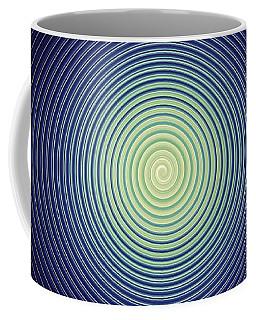 Blue Radiance Coffee Mug