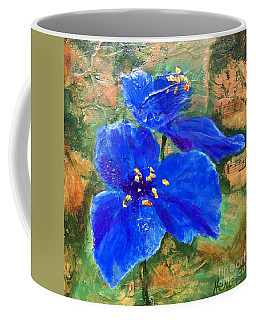 Blue Rhapsody Coffee Mug