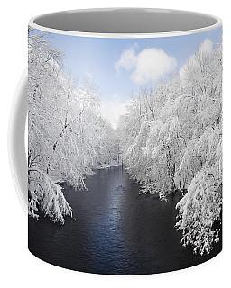 Blue Ribbon River Coffee Mug