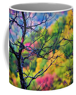 Blue Ridge Autumn Coffee Mug