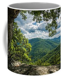 Blue Ridge Mountain View Coffee Mug