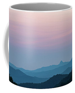 Blue Ridge Mountains After Sunset Coffee Mug
