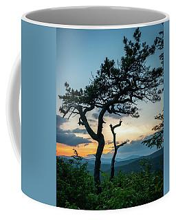 Blue Ridge Mountains Dr. Tree Coffee Mug