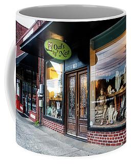 Blue Ridge Owls Nest Coffee Mug