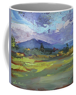 Blue Ridge Parkway Lookout Coffee Mug