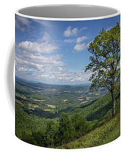 Blue Ridge Parkway Scenic View Coffee Mug
