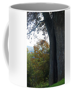Blue Ridge Parkway Tree Coffee Mug