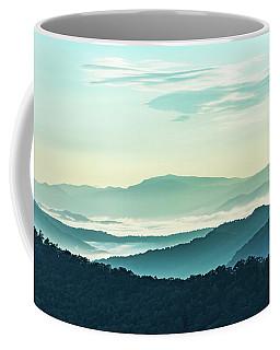 Blue Ridge Pastel Coffee Mug