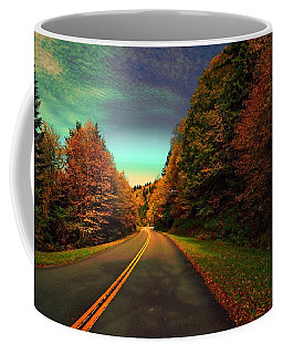 Blue Ridge Pkwy Coffee Mug