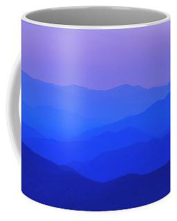 Coffee Mug featuring the photograph Blue Ridge Spring 08 by Kevin Blackburn