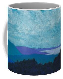 Blue Ridges 3 Coffee Mug