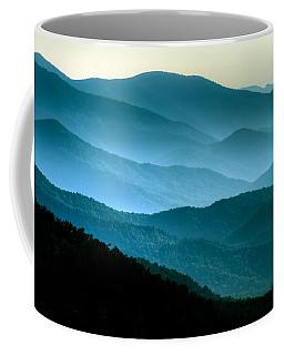 Blue Ridges Coffee Mug