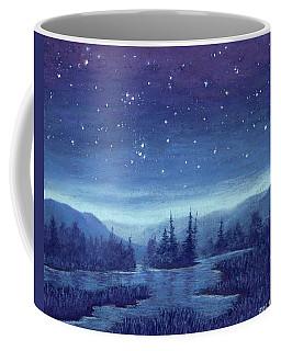 Blue River 01 Coffee Mug