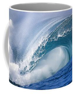 Blue Rush Coffee Mug