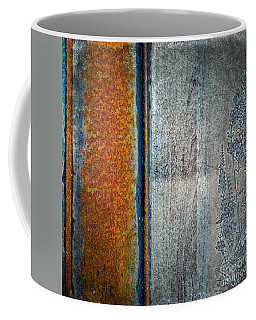 Blue Rust Coffee Mug