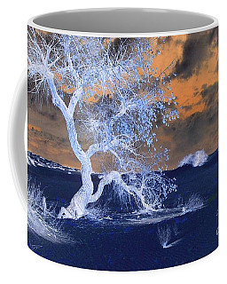 Blue Sands Coffee Mug